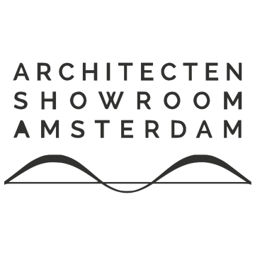 Architecten showroom amsterdam logo