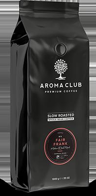 Aroma Club Fair Frank koffiebonen