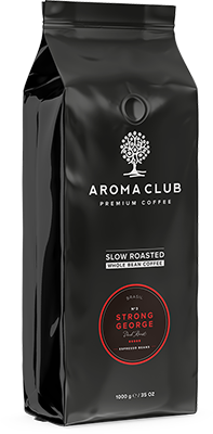 Aroma Club Strong George koffiebonen
