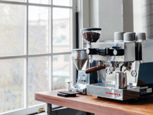 La marzocco linea mini setting
