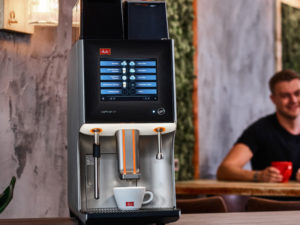 Melitta XT7 showroom