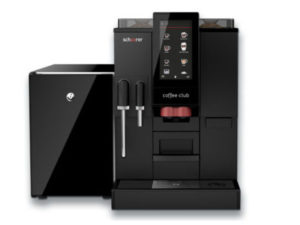 Schaerer Coffee Club voorkant